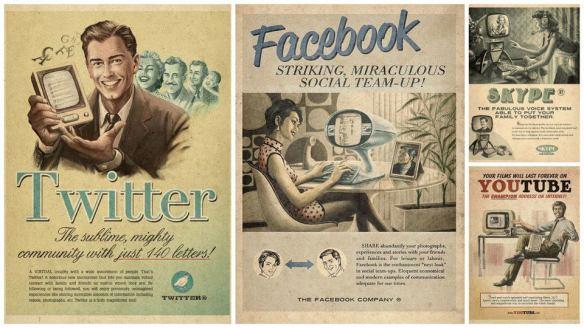 Social-Retro