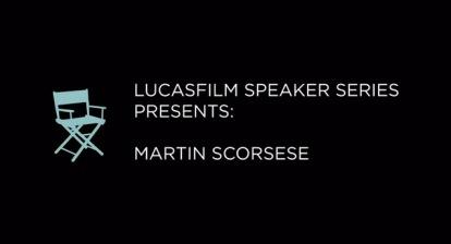 Lucasfilm Speaker Series Title