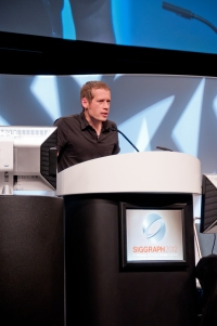 jasonrmsmith at SIGGRAPH 2012 Real-Time Live!
