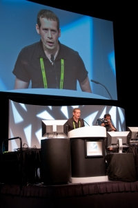 jasonrmsmith at SIGGRAPH 2012, Real-Time Live!