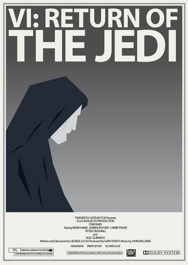 Return Of The Jedi - Pat Langton