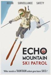 Hoth Ski Patrol