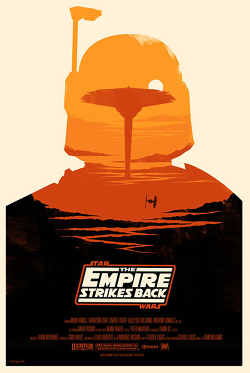 The Empire Strikes Back - Ollie Moss