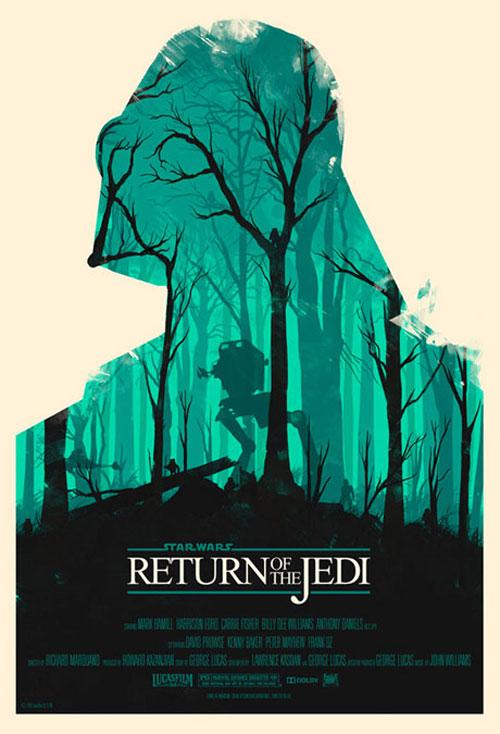 Return Of The Jedi - Ollie Moss