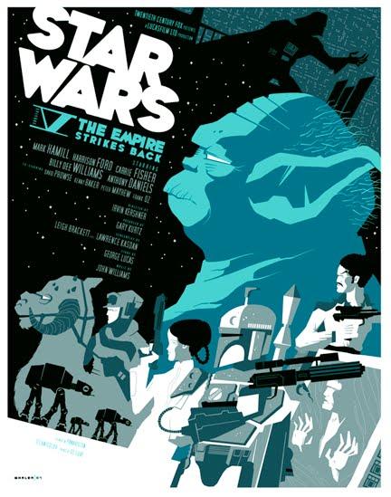 The Empire Strikes Back - Tom Whalen
