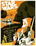 Star Wars Poster - Tom Whalen