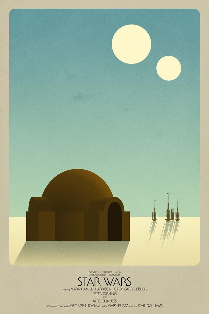 Star Wars - Tim Anderson