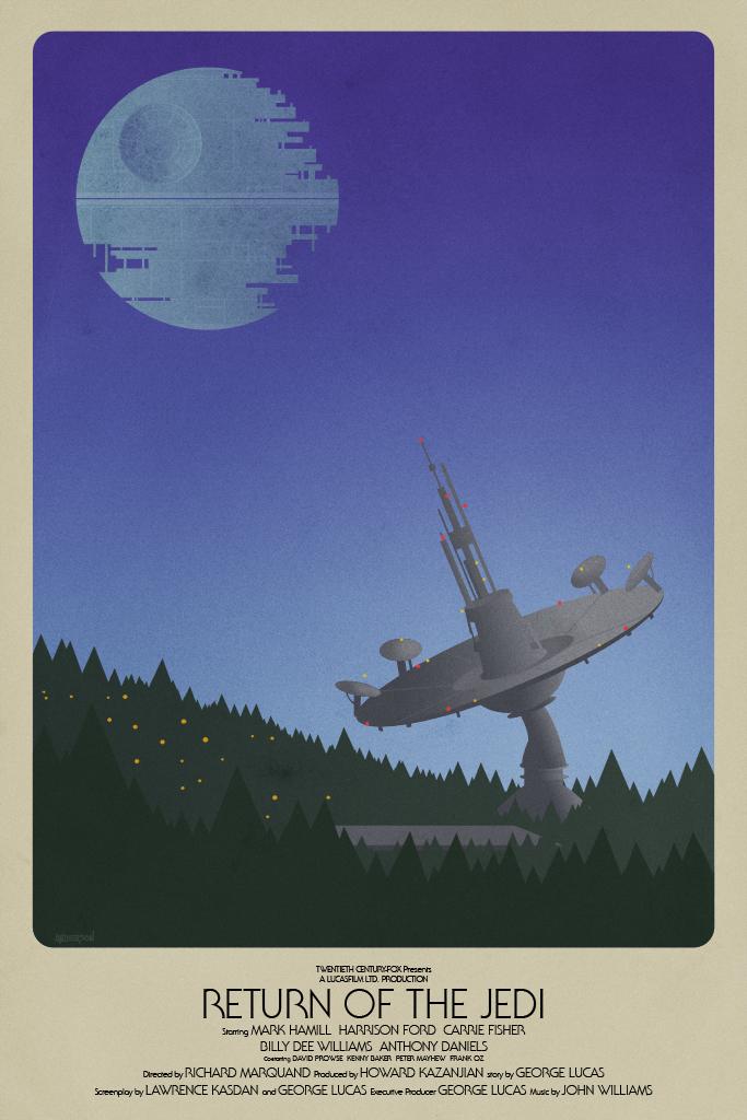 Return Of The Jedi - Tim Anderson
