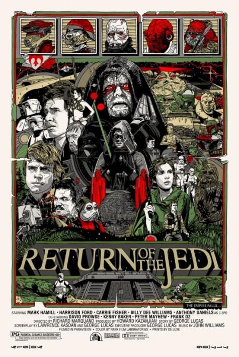 Return Of The Jedi - Tyler Stout