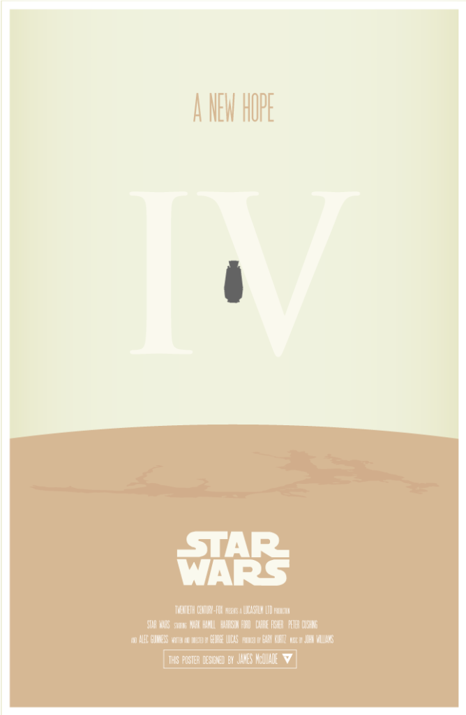 Star Wars - James McQuade