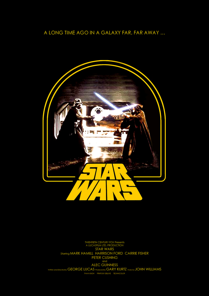 Star Wars - Owain Wilson