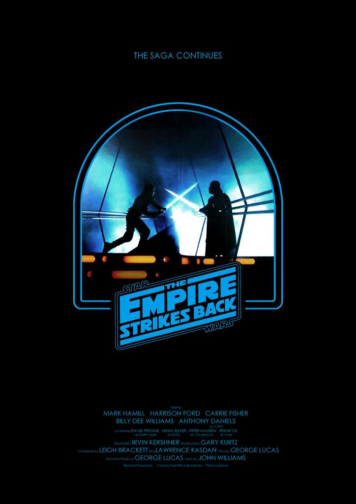 The Empire Strikes Back - Owain Wilson