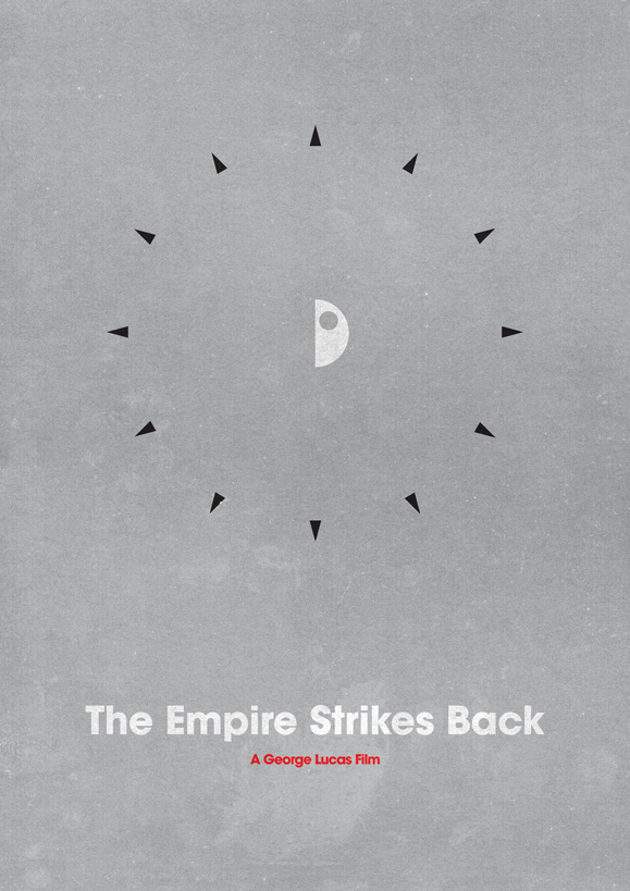 The Empire Strikes Back - Jamie Bolton