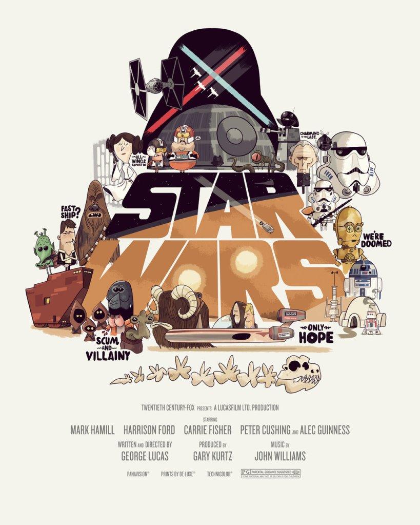 Star Wars - Christopher Lee