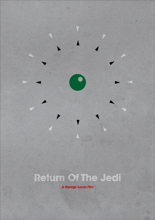 Return Of The Jedi - Jamie Bolton
