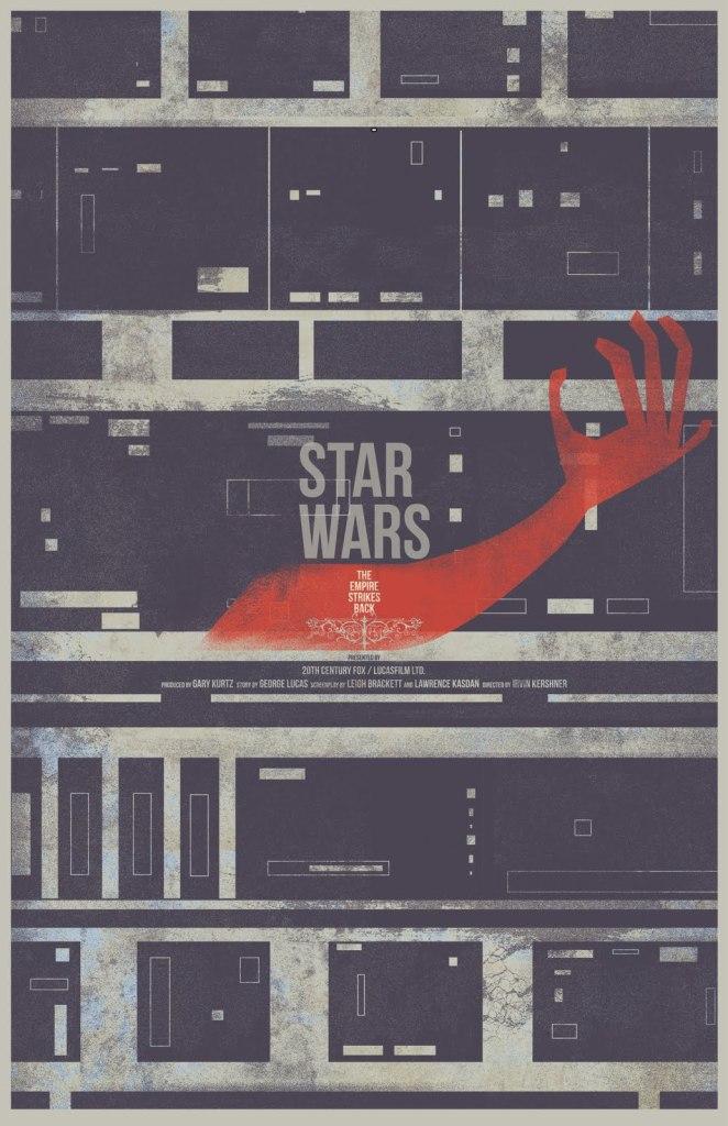 The Empire Strikes Back - Fernando Fro Reza
