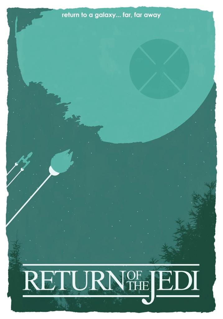 Return Of The Jedi - Matt Ferguson