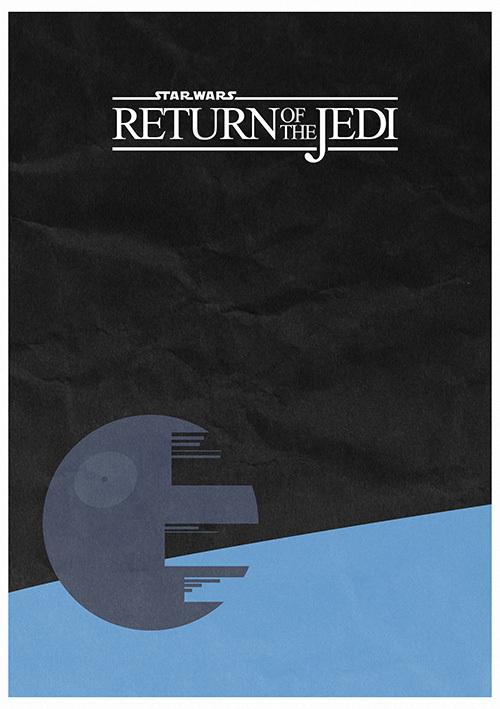 Return Of The Jedi - Rafal Rola