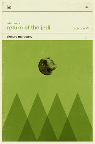 Return Of The Jedi - Studio Concepcion
