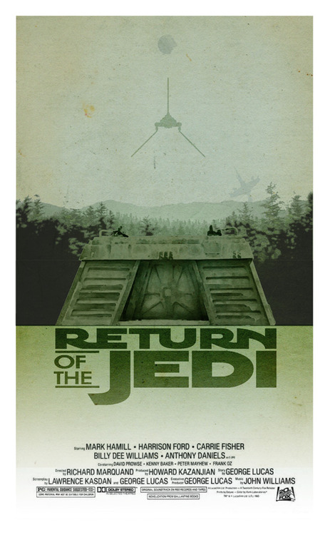 Return Of The Jedi - Matt Ranzetta