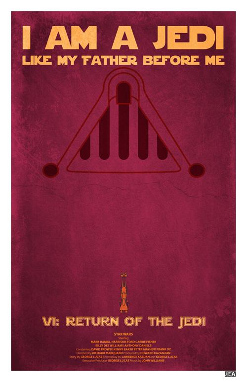 Return Of The Jedi - Jon E Allen