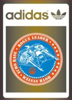 Star Wars Adidas - Milk Cards