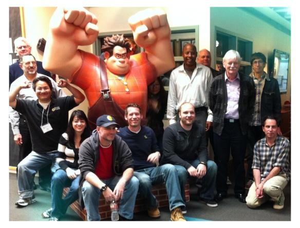 SIGGRAPH 2013 Computer Animation Festival Jury