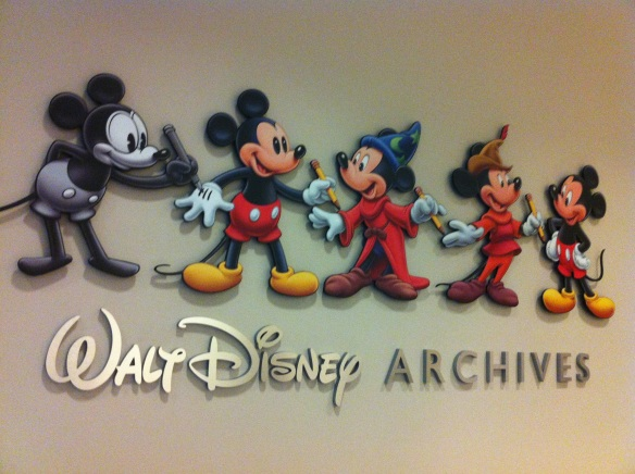 Walt Disney Archives