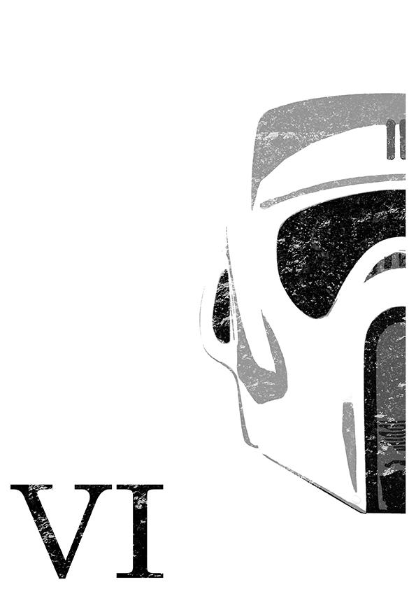 Return Of The Jedi - 3ft Deep