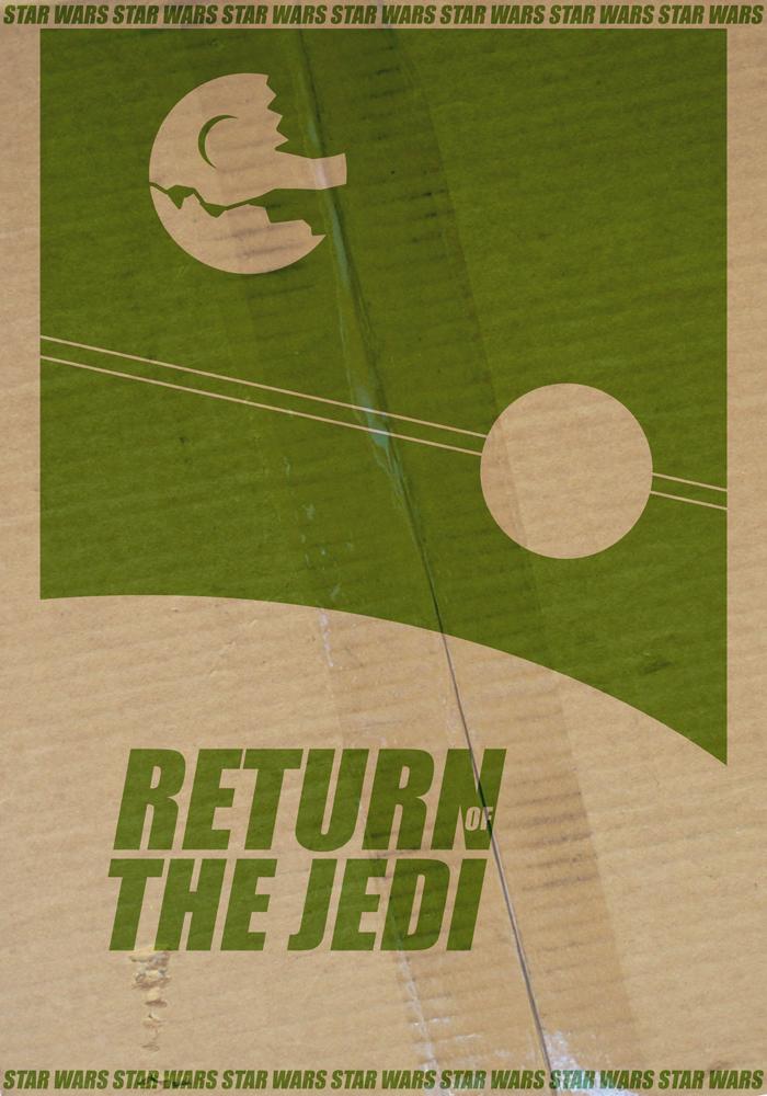 Return Of The Jedi - Stuntman Kamil