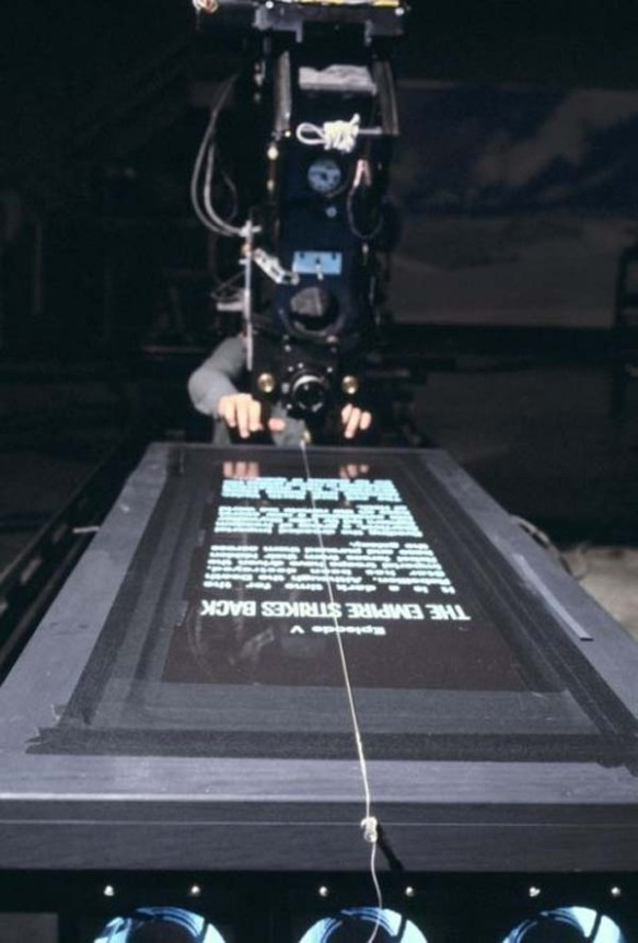 Star Wars ILM Credits